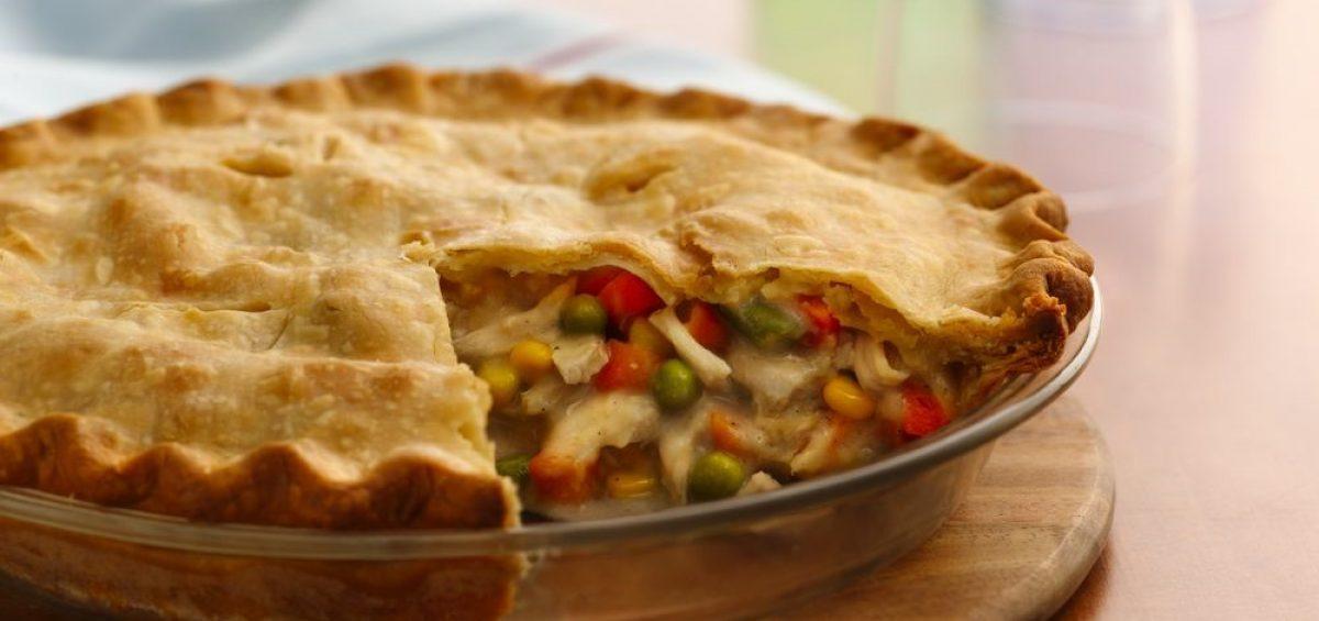 Easy as Pie Chicken Pot Pie