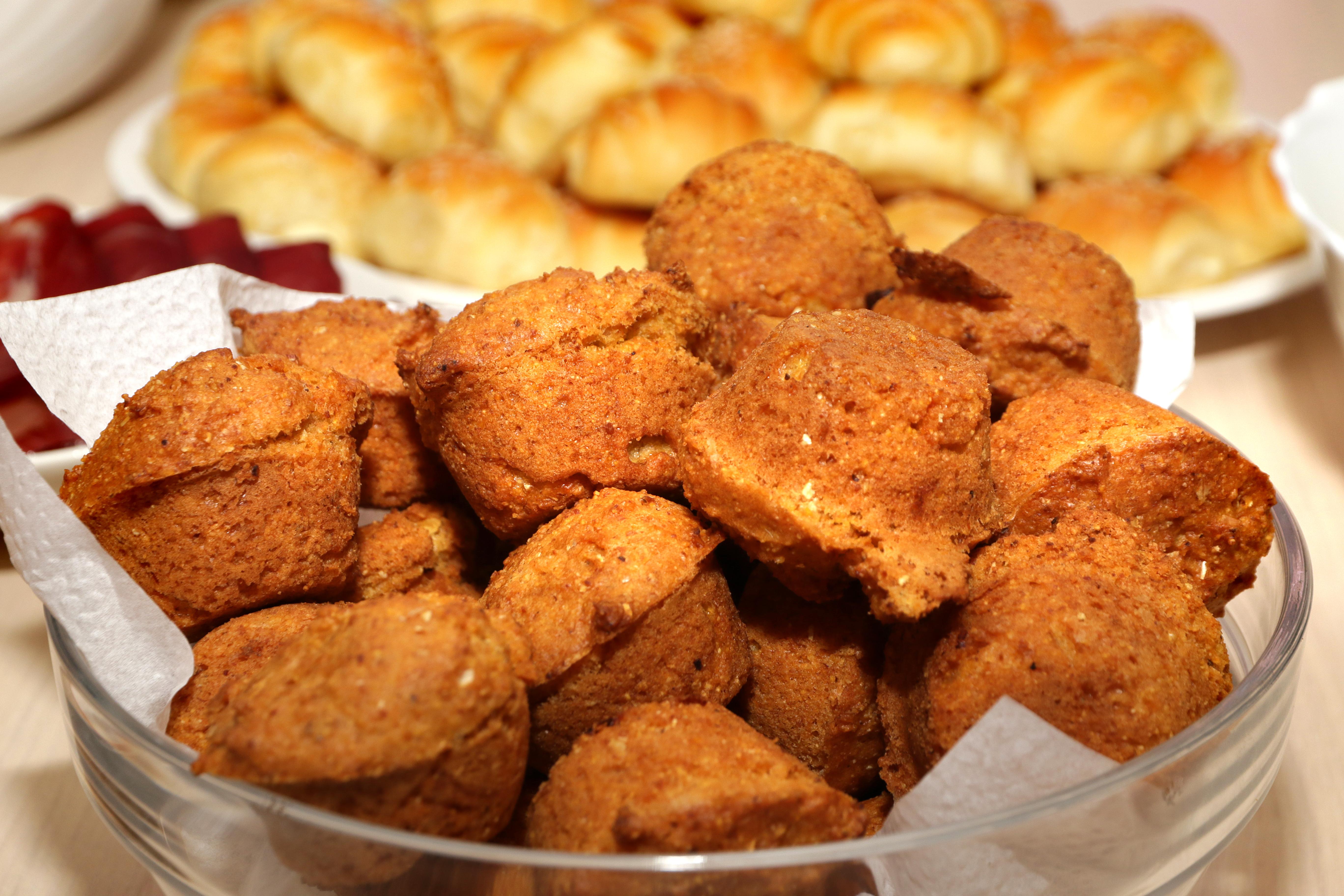 Corn Muffin Rolls