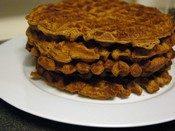 Double Wheat Waffles
