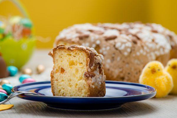 Colomba Pasquale (Easter Dove Bread)
