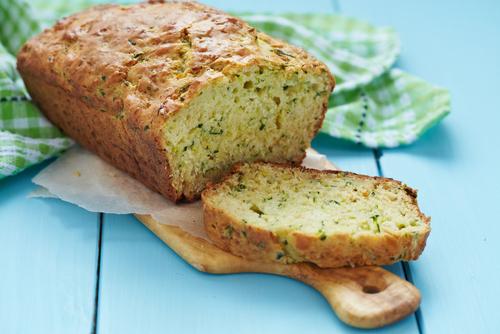 Garden Harvest Zucchini Bread