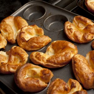 Old Fashion Yorkshire Puddings
