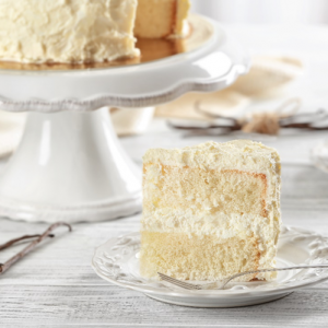 Gluten Free and Vegan-Friendly Vanilla Cake