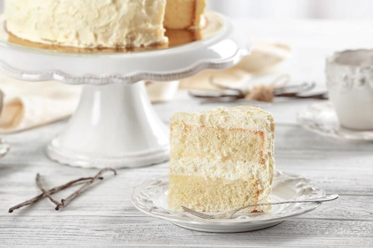 Gluten Free and Vegan-Friendly Vanilla Cake