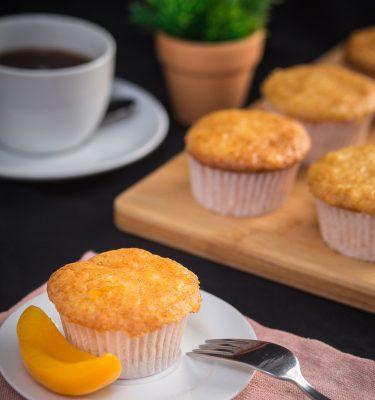 Peachy Muffins