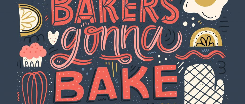 February Is For Baking!