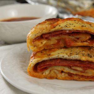Pepperoni Stromboli