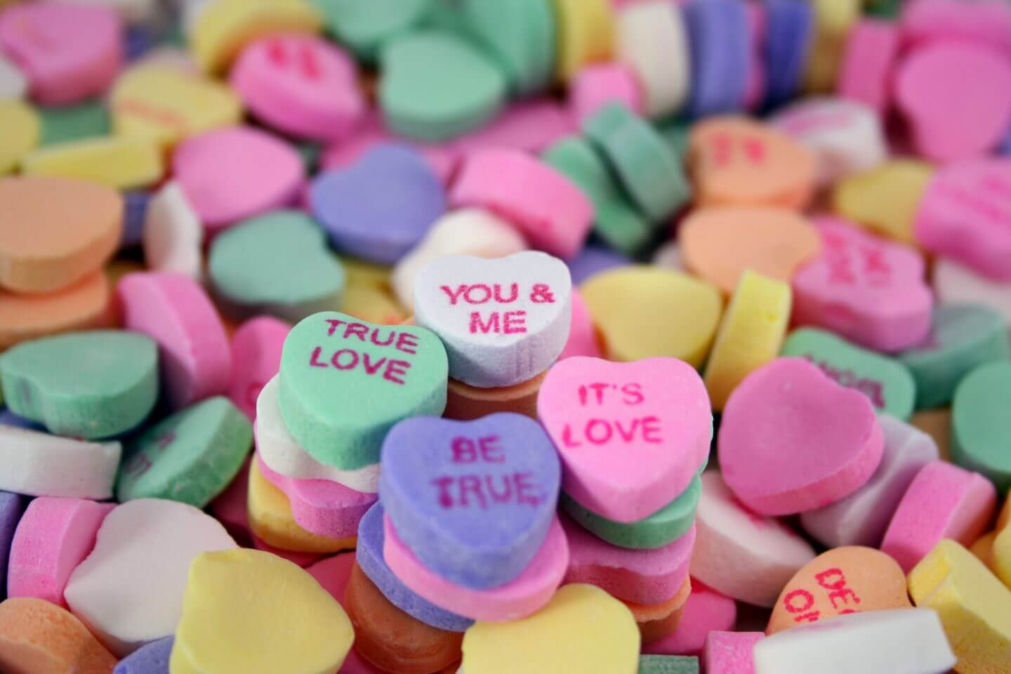 Make Your Own Sweethearts for Your Sweetheart