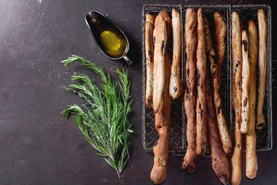 Breadsticks, Sweet or Savory