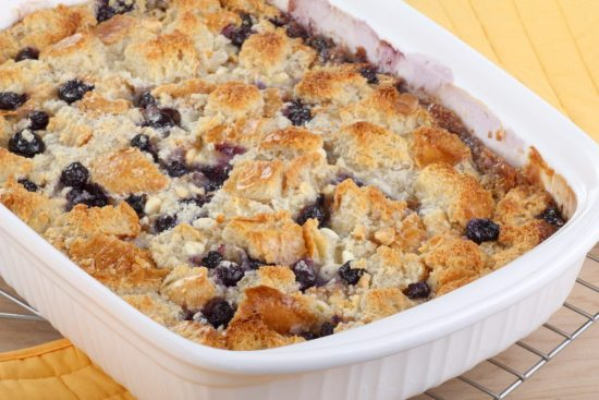 Country Fruit Cobbler
