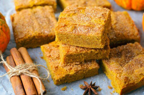 Spice Snack Cake