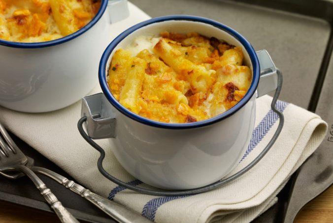 Dressy Macaroni & Cheese