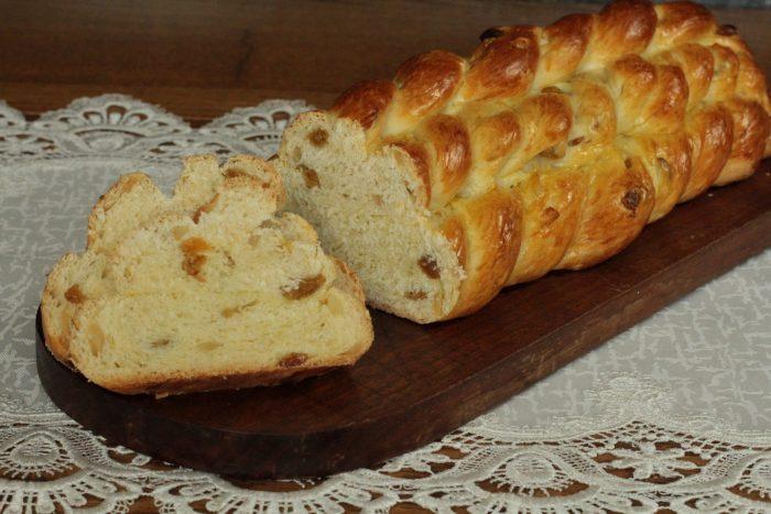 Houska – Czech Braided Bread