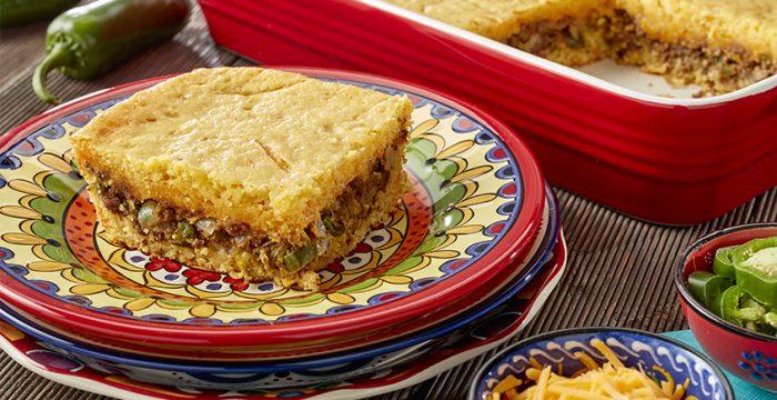 Mexican Corn Bake