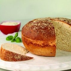Italian Parmesan Casserole Bread