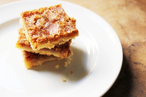 Tasty Butter Tart Squares