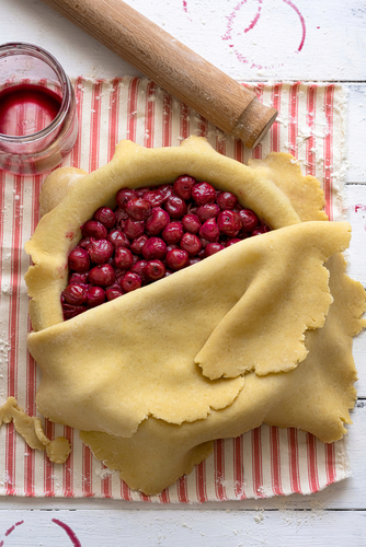 Pastry for Double-Crust Pie Crust